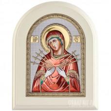 Ікона Божої Матері «Семистрільна» на подарунок