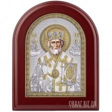 Ікона Миколи Угодника з позолотою на подарунок