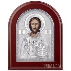 Ікона Спаса Вседержителя в сріблі