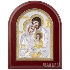 Ікона «Святе Сімейство» з позолотою на подарунок
