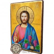 Ікона Христос «Лоза Істинна»