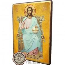 Ікона Ісус Христос на троні