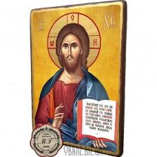 Ікона Ісуса Христа «Вседержитель»