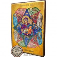 Ікона Неопалима Купина
