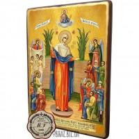 Ікона Пресвятої Богородиці «Всіх скорботних Радість»