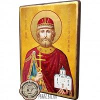 Ікона Святого Благовірного Князя Ростислава