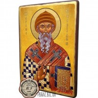 Ікона Святого Спиридона Триміфунтського