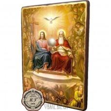 Ікона Святої Трійці з голубом