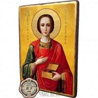 Ікона Святий Пантелеймон Цілитель