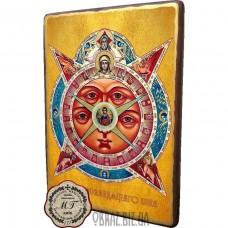 Ікона «Всевидюче око Боже»