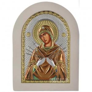 Грецька Ікона Богородиці «Семистрільна»