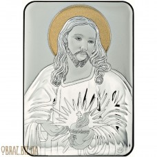 Ікона Ісуса Христа із серцем
