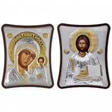 Ікони на весілля Спасителя і Казанської Божої Матері