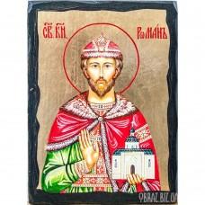 Ікона Благовірного Князя Мученика Романа Рязанського
