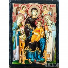 Ікона Божої Матері «Економіса»