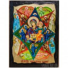 Ікона Божої Матері «Неопалима Купина»