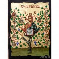 Ікона Ісуса Христа «Дерево Життя»