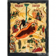 Ікона Різдво Христове