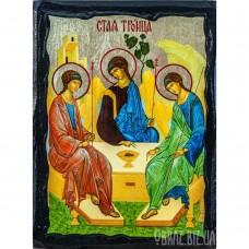 Ікона «Трійця старозавітна» Андрія Рубльова