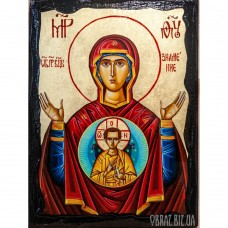 Ікона «Знамення» Божої Матері