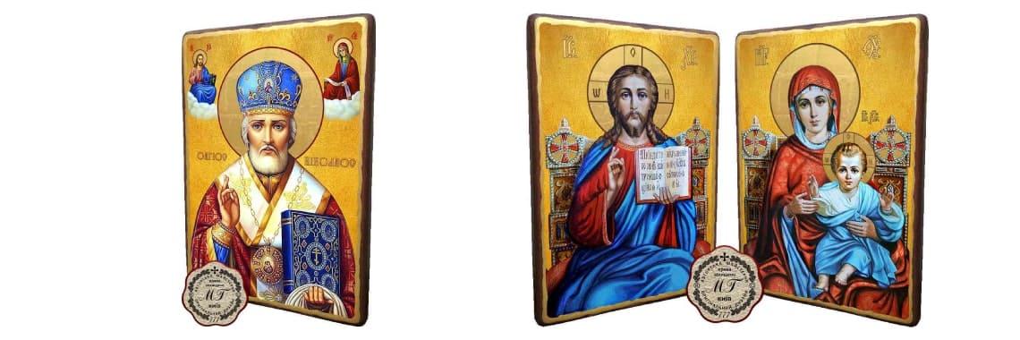 Ікони під старовину
